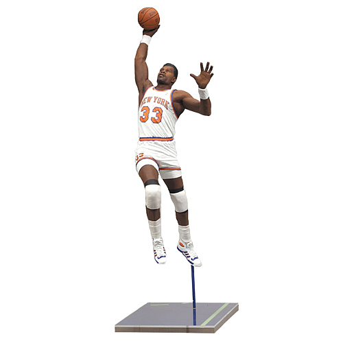 NBA Legends Series 4 Patrick Ewing Action Figure
