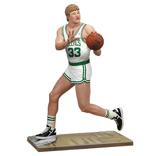 NBA Legends Series 4 Larry Bird Action Figure