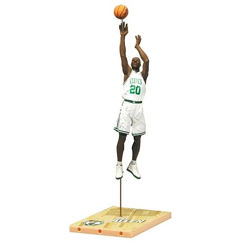 NBA Series 16 Ray Allen  Action Figure