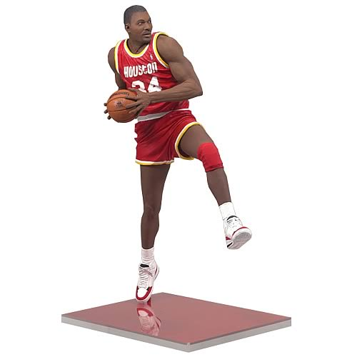 NBA Legends Series 5 Hakeem Olajuwon Action Figure