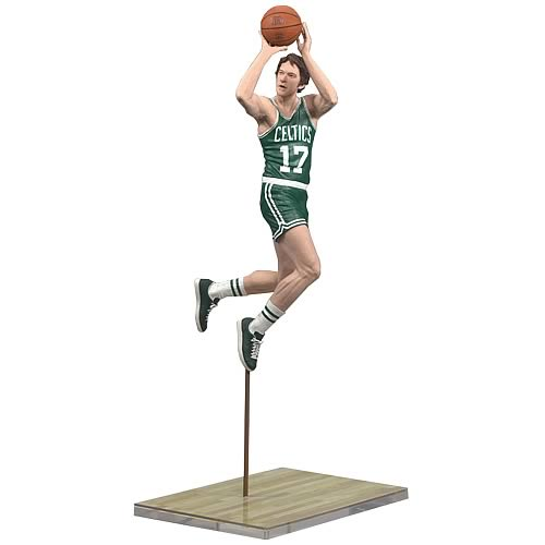 NBA Legends Series 5 John Havlicek Action Figure