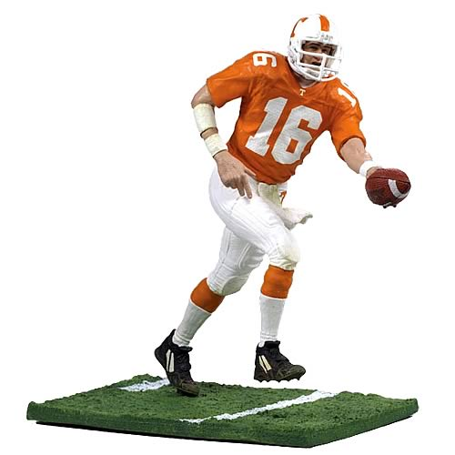 NCAA College Football Series 1 Peyton Manning 2 Figure