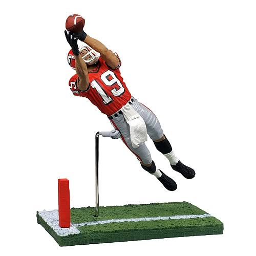 NCAA College Football Series 1 Hines Ward Action Figure