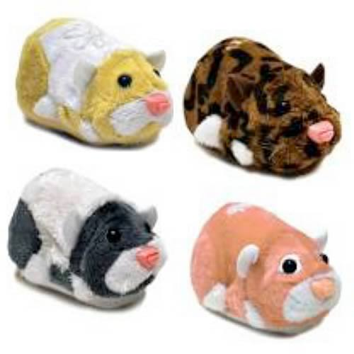 Zhu Zhu Pets Hamster Assortment Wave 3 Set