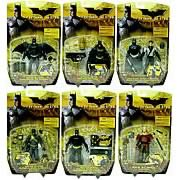 Batman Begins Action Figure Assortment