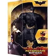 Batman Begins Action Cape Batman Figure