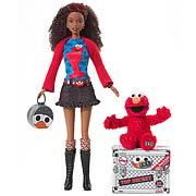 Barbie Loves TMX Elmo Doll (African American)