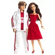 High School Musical Gabriella & Troy Doll Set