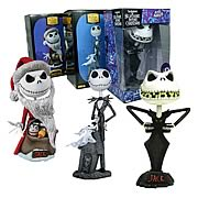 NBX Jack Skellington Extreme head Knocker Set