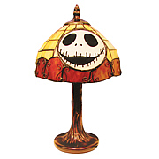Nightmare Before Christmas Tiffany Lamp Style B