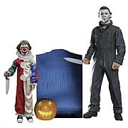 Halloween Michael Myers Evolution of Evil 2-Pack