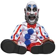 Captain Spaulding Talking Plush Doll