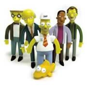 Simpsons Bendables Nuclear Set