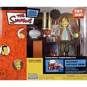 Simpsons Military Antique Shop