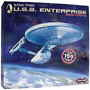 Star Trek U.S.S. Enterprise NCC-1701-A Model Kit