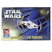 Star Wars Darth Vader Tie Fighter Model Kit