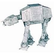 Star Wars AT-AT Walker Model Kit
