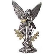 Fall Pewter Fairy