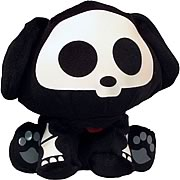 Skelanimals Dax (Dog) 6-Inch Beanie