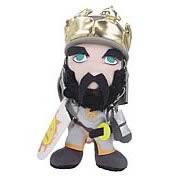 Monty Python King Arthur Chibi Plush