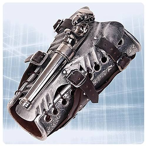 Assassin's Creed Armored Vambrace with Gun Prop Replica