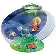 Fish In Space Cosmic Desktop Aquarium