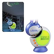 Night Sky Projector Clock Time and Space Image Projector