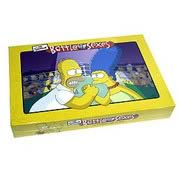 Simpsons Battle of the Sexes