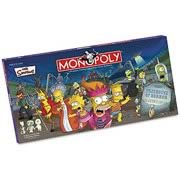 The Simpsons Treehouse of Horror Monopoly