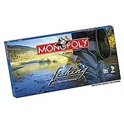 Fishing Destination Edition Monopoly