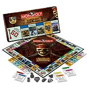 Pirates of the Caribbean Trilogy Monopoly
