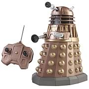 Doctor Who Remote Control 12-Inch Gold Dalek