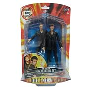 Doctor Who Regeneration Action Figure 2-Pack