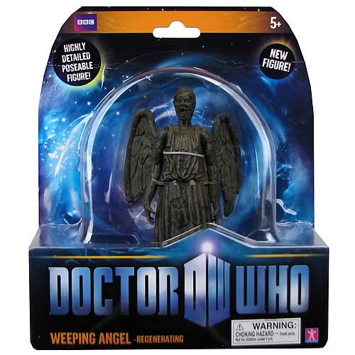 Doctor Who Weeping Angel (Regenerating) Action Figure