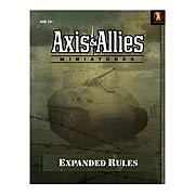 Axis & Allies Miniatures Expanded Rules Guide