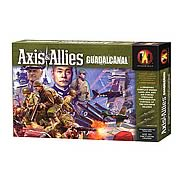 Axis & Allies Guadalcanal Game