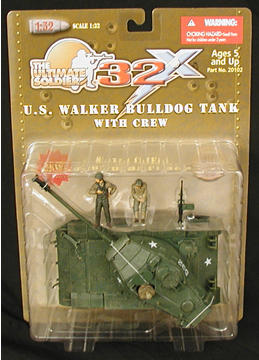 32X Walker Bulldog Tank