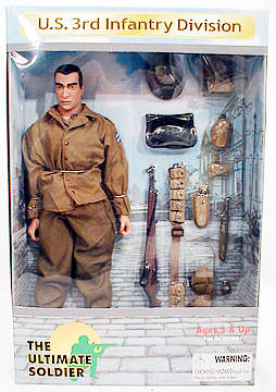 3rd Infantry Division Figure