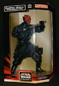Darth Maul Mega Coll. Doll