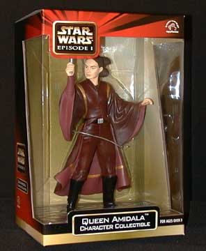 Episode I: Queen Amidala Character Collectible