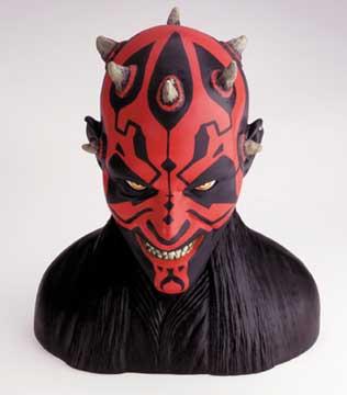 Darth Maul Cookie Jar