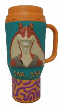 Jar Jar Commuter Mug