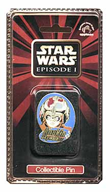 Anakin Skywalker Pin