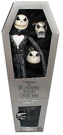 NBX Jack Skellington Doll