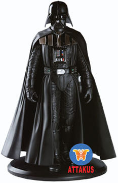 Darth Vader Cold Cast Statue