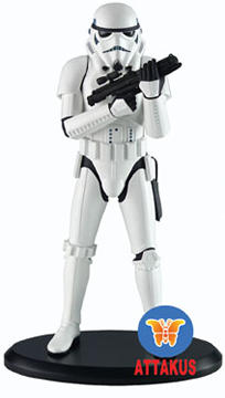 Stormtrooper Cold Cast Statue