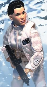 12in. Exclusive Hoth Leia
