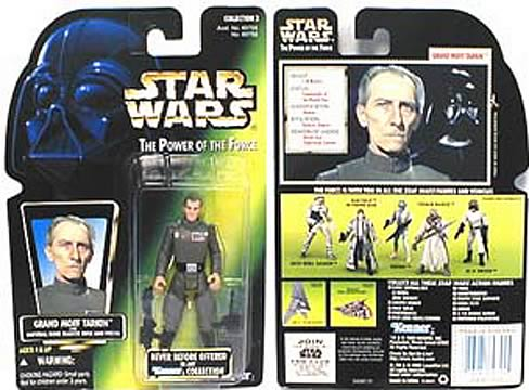 Star Wars Grand Moff Tarkin Action Figure