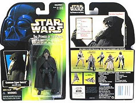 Star Wars Garindan (Long Snoot) Action Figure