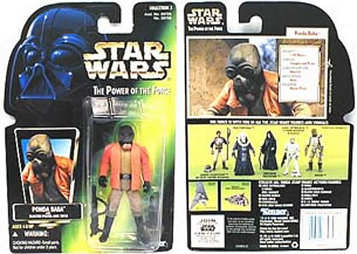 Star Wars Ponda Baba Action Figure